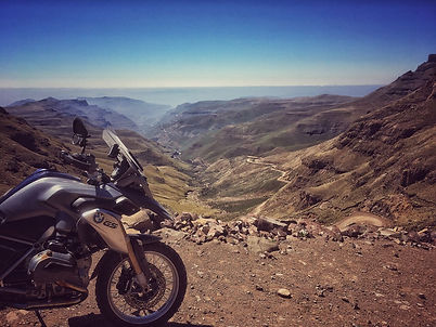 Lesotho South Africa Motorcycle Tours