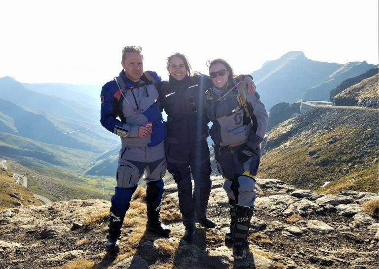 Lesotho Motorcycle Tour