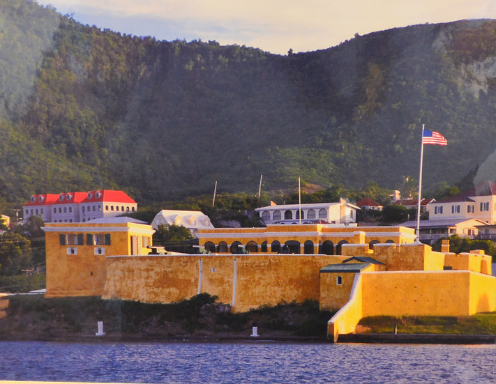 Fort Christiansted