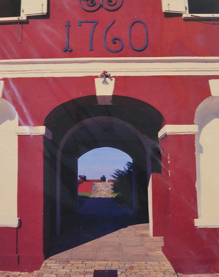 Fort Frederiksted Arch