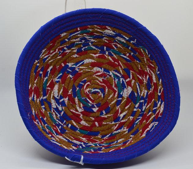 Hand Woven Cloth Basket