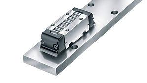 Linear recirculating ball bearing units