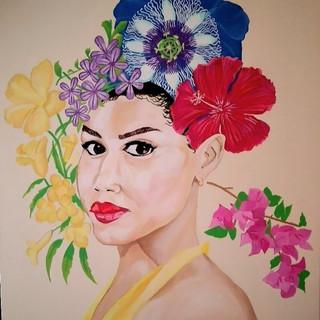 Virgin Island Flower