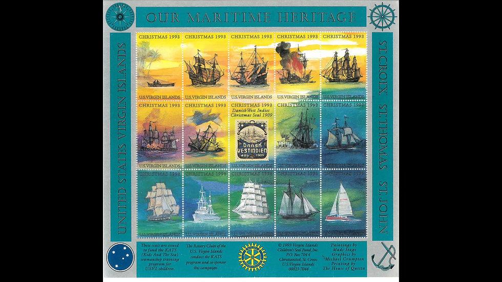 Virgin Islands Children's Seal Fund
