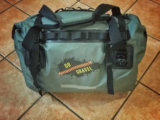Testing the new GoGravel Duffel Bag