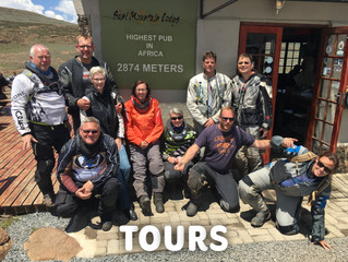 2017 - All New Adventure Tours!