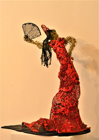 Spanish/Flamenco Dancer