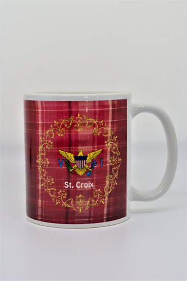 St. Croix Eagle Mug