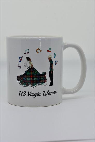 Quadrille Mug