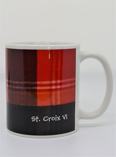 St. Croix Madras Mug