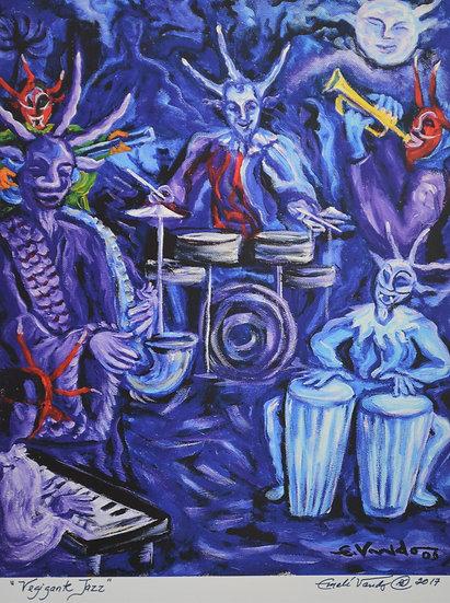 Vejigante Jazz