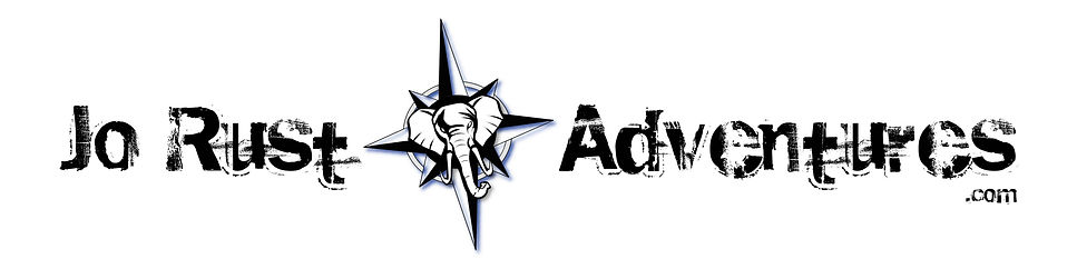 Jo Rust Adventures Logo