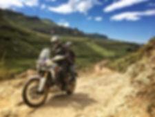 Sani Pass Lesotho Motorcycl Tour