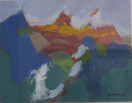 Mountain Abstract