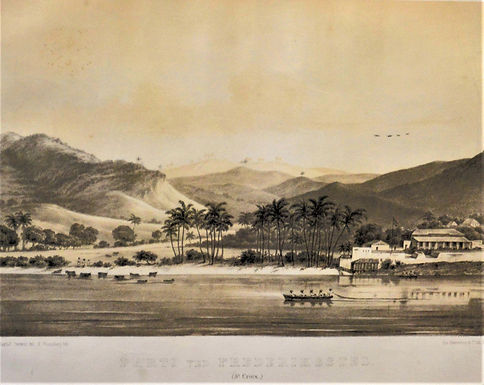 Frederiksted Lithograph