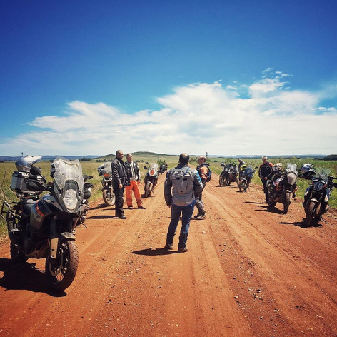 Monthly Motorcycle Outrides