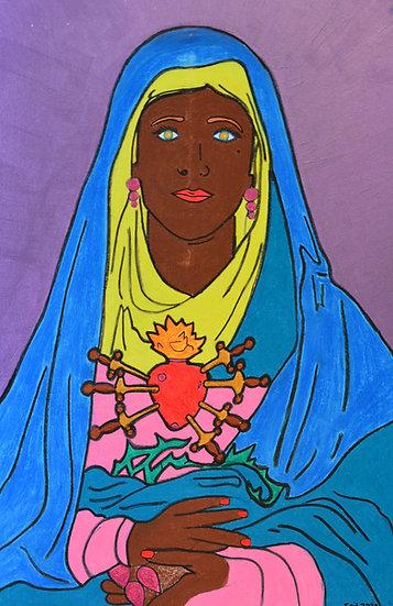 Virgen Des los Dolores