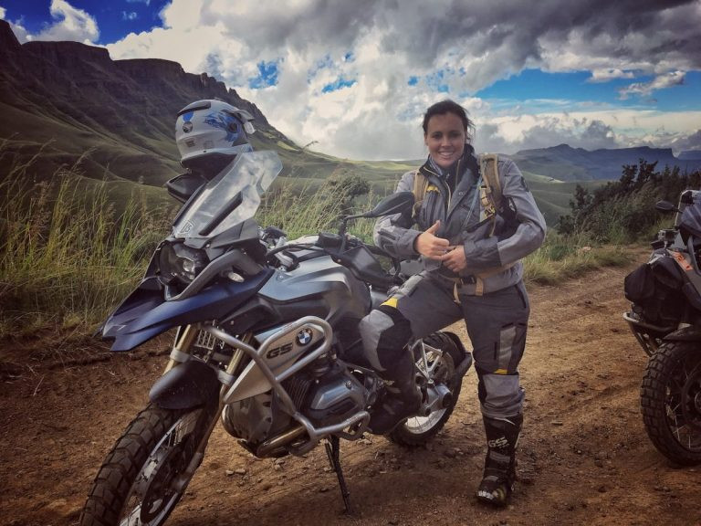 Jo Rust Sani Pass Lesotho