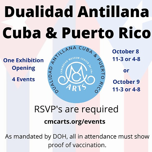 Dualidad Antillana: Cuba & Puerto Rico