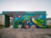 Macallan Durkin Art, Sea Walls St. Croix