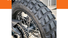 MICHELIN ANAKEE WILD - TYRE REVIEW