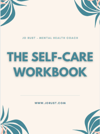 The Self Care Workbook - by Jo Rust