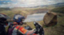 Katse Dam Lesotho Motorcycle Tour