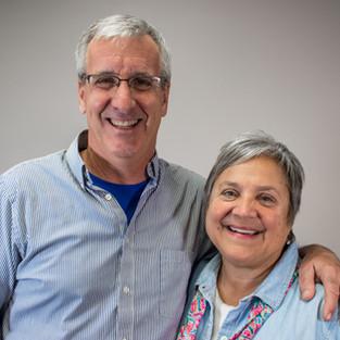 Chris & Joan Wood