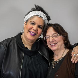 Rowena McCoy & Linda Kamola