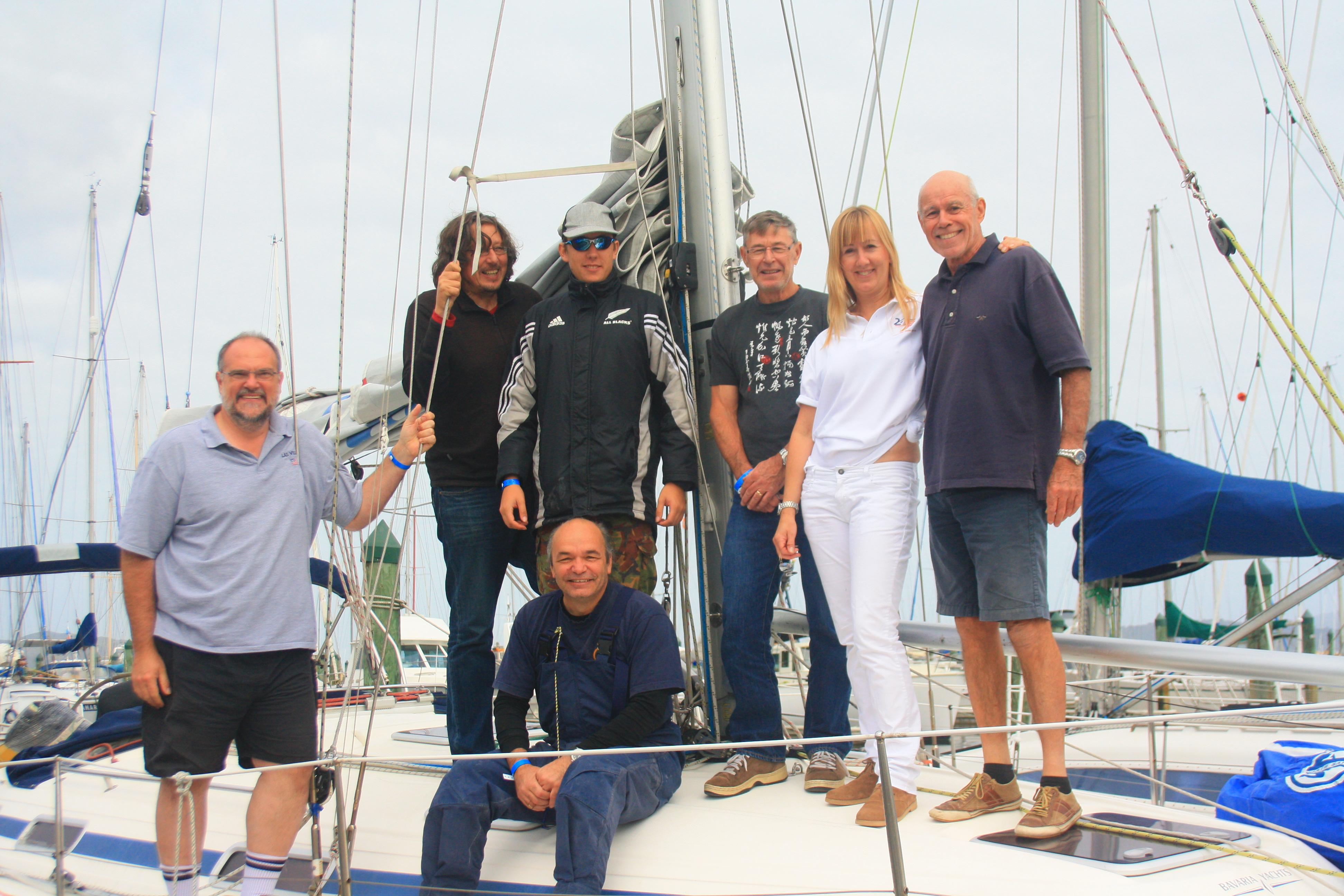 Am Meer crew