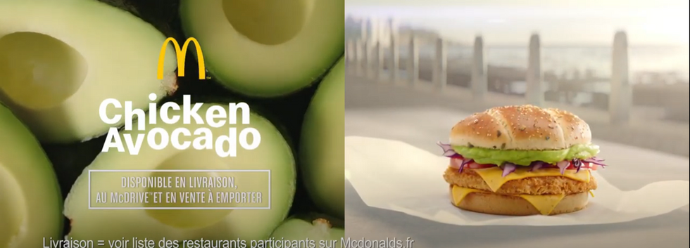 Brand : McDonalds Writer : Leo Petit (Hi Levelz) Track : Choosing A Dream Media : TV, Internet