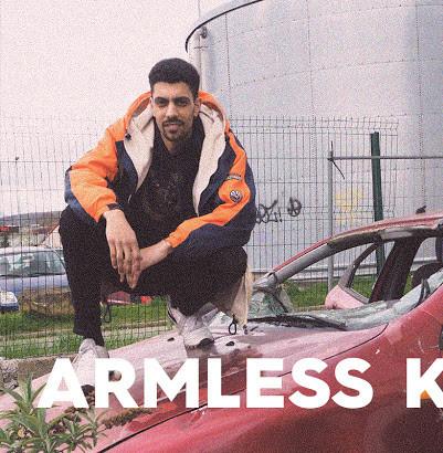 Armless Kid