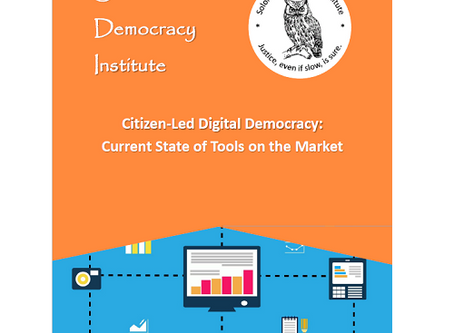 Improving Citizen-Led Democracy Tools