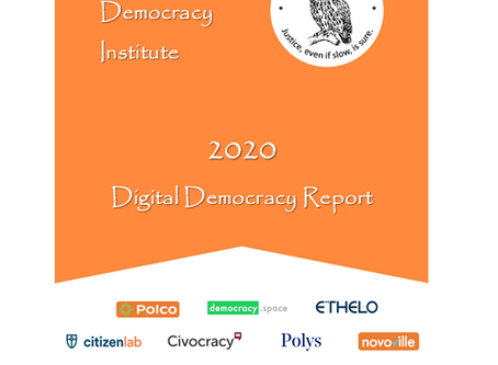 2020 SDI Digital Democracy Report