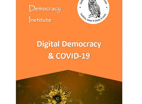 Digital Democracy and COVID-19