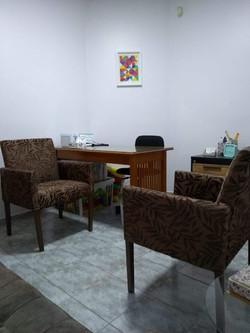 Sala de Sessão Psicológica 01
