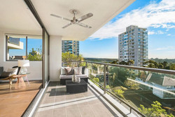 Neutral Bay balcony