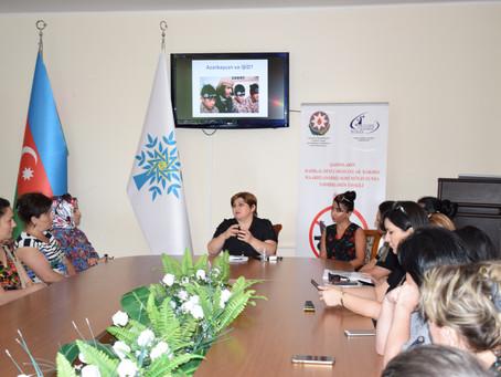 Azərbaycan qadınları yüz il sonra yenidən çadraya bürünürlər