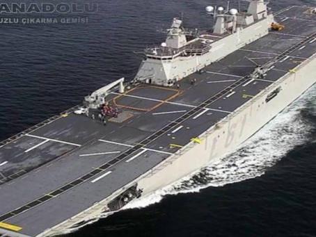 """ABŞ gəmisi Suriyaya çatdı - """"Şayrat""""ı dağıdan raketlərlə..."""