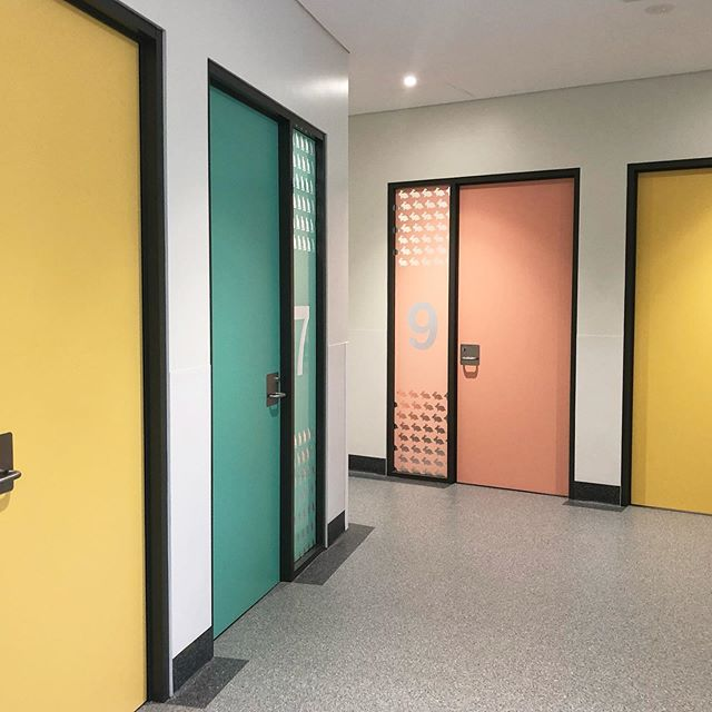 Vet Hospital Consult Rooms