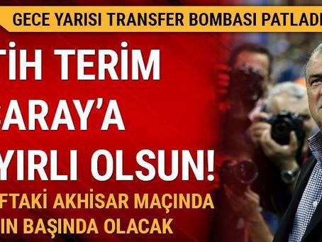 Ergün Penbe, Galatasaray'ın Fatih Terim'le anlaştığını öne sürdü