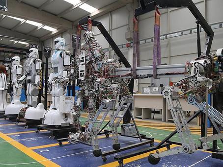 Robotlar insanların iş yerlərini sürətlə ələ keçirirlər