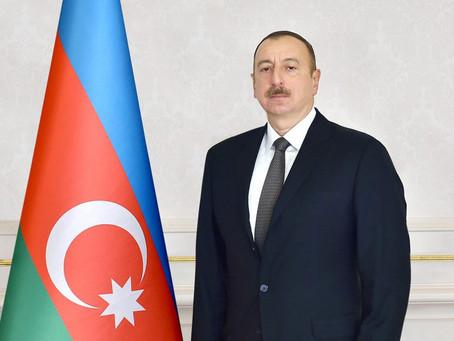 """Алиев назвал целью Азербайджана """"возвращение"""" Еревана"""