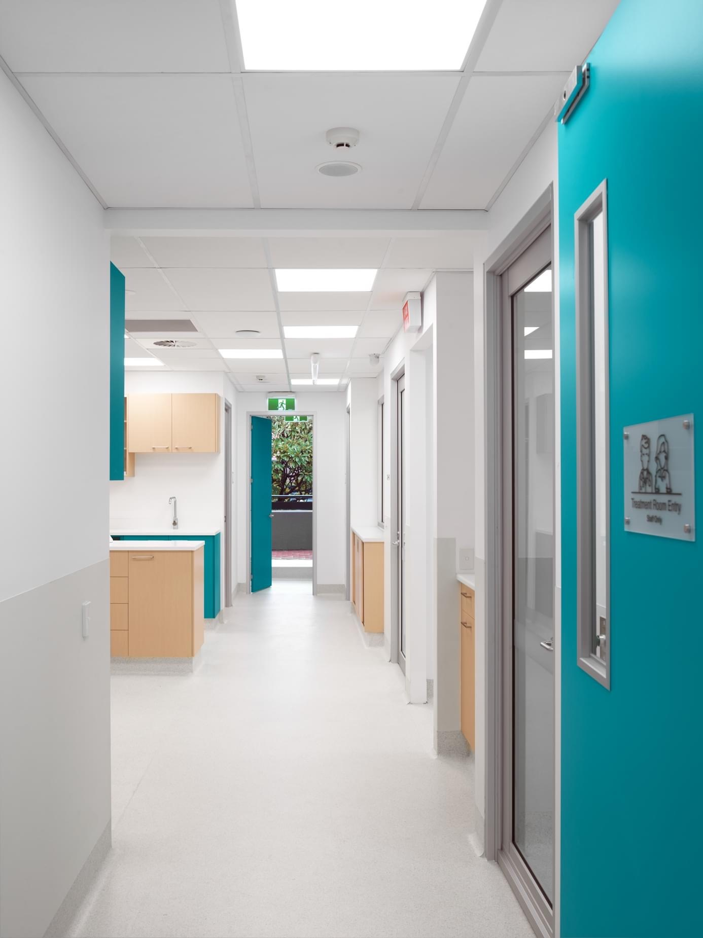 Crows Nest Animal Hospital Karas Design.