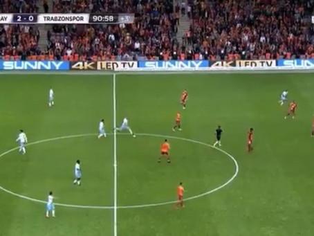 Juraj Kucka'nın golü dev maça damga vurdu