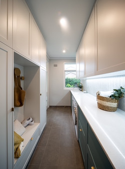 West Pennant Hills Laundry & Mudroom