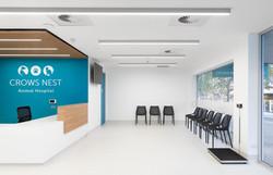 Crows Nest Animal Hospital Waiting Room