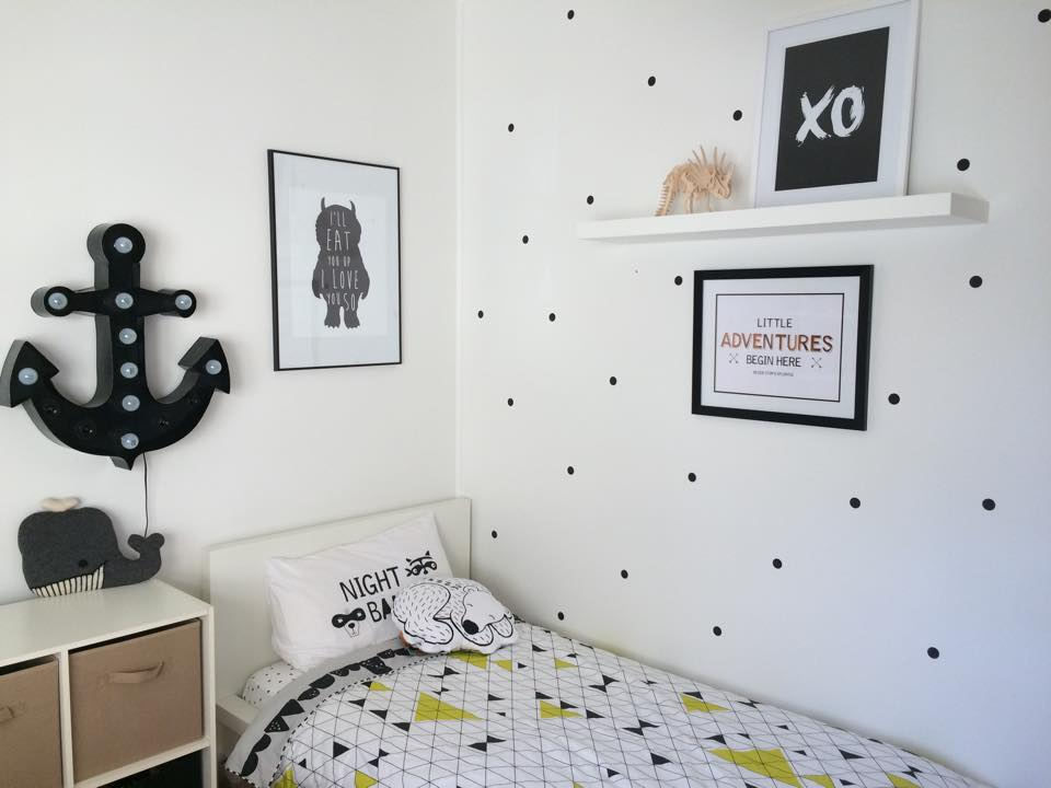 7 year old Boy's Bedroom