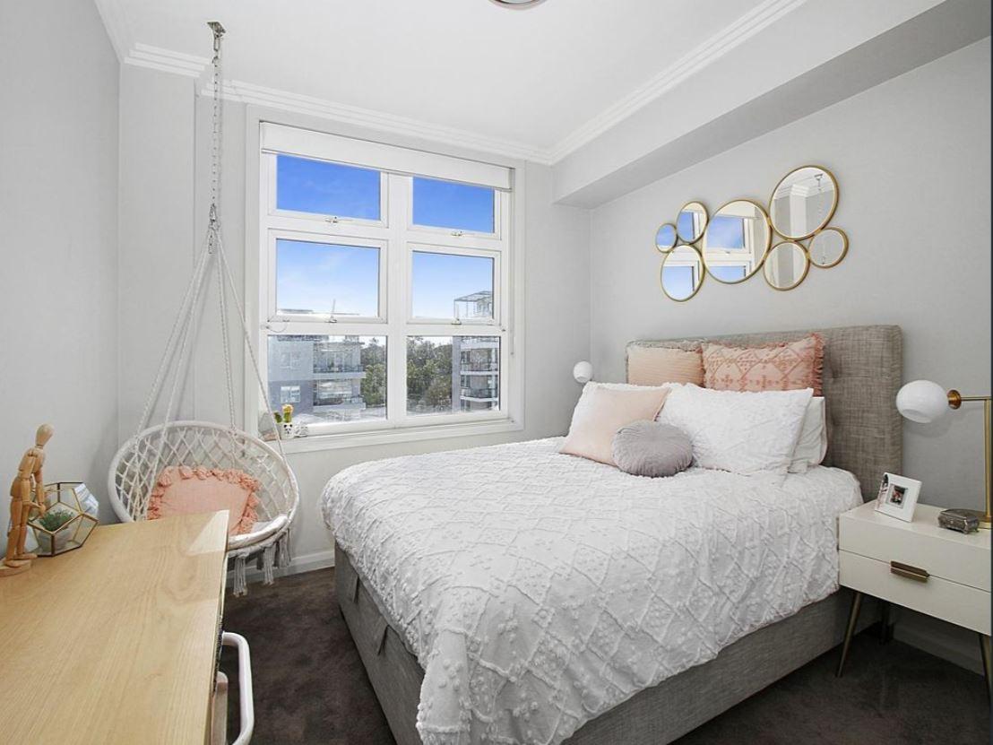 Meadowbank bedroom