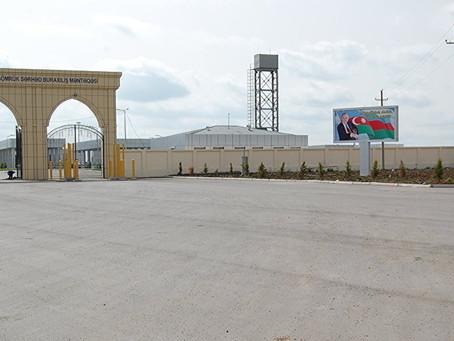 Astara ilə Biləsuvar gömrük-sərhəd məntəqələri bağlandı